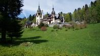 >Peleş Castle